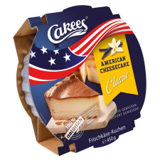 American Cheesecake Classic  - 450g - aromaverpackt
